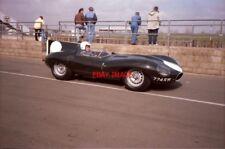 PHOTO  1955 LE MANS-WINNING JAGUAR D TYPE XKD505 JAGUAR DRIVERS' CLUB CLOSED TES