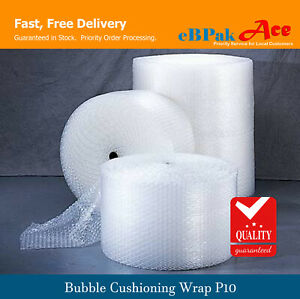 Bubble Wrap High Quality 10mm Bubble Locally Produced 250 / 300 / 375 / 500mm