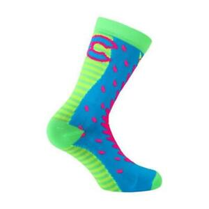 Cinelli Sock Collection: SNAKE Cycling SOCKS by Ana Benaroya - Made in Italy