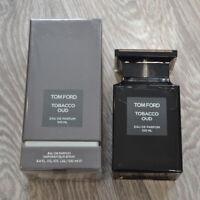 Tom Ford Tobacco Oud Eau De Parfum 3.4 Fl. Oz. 100 Ml New In Box Sealed Unisex