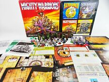 Mighty Warriors Board Game - Warhammer [ENG, 1991]