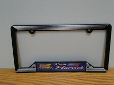 Plastic License Plate Frame #29 Kevin Harvick Sonic