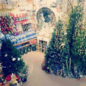 Huge Selection of Christmas Decorations - Garlands, Baubles, Wreaths and More!