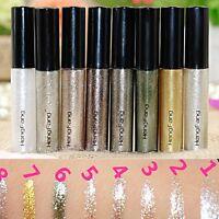 Liquid Glitter Eyeliner Lidschatten Long Lasting wasserdichte Makeup Kosmetik