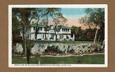 Miami,Fl Florida Front View of William Jennings Bryan Winter Home