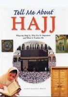 Tell Me About Hajj (Hardback)