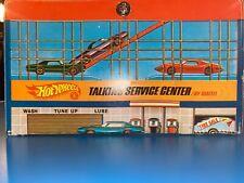 Hot Wheels Talking Service Center