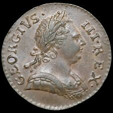 More details for george iii, 1760-1820. halfpenny, 1773.