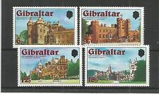 Gibilterra 1978 25TH ANNIV INCORONAZIONE SG, 400-403 U/MM N/H LOTTO 4431A