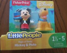 Fisher Price Little People Magic of Disney Mickey & Pluto (DFT89)