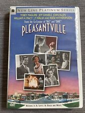 Pleasantville Widescreen Dvd 1999 Reese Witherspoon Toby Maguire William H Macy
