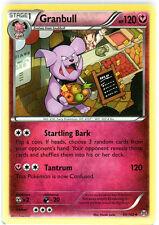4x Granbull - 99/162 - Uncommon Pokemon Near Mint XY BREAKThrough