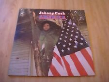 JOHNNY CASH - AMERICA(cbs)   GATEFOLD SLEEVE/ORIGINAL /RARE