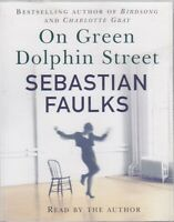 Sebastian Faulks On Green Dolphin Street 4 Cassette Audio Book Abridged Romance