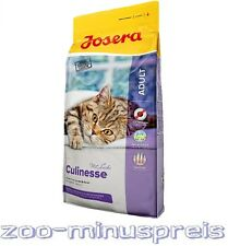 Josera CULINESSE Katzenfutter 10 kg, mit edlem Lachs