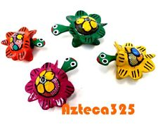 Bobble Head Turtles Mexican Toy (set of 4)
