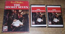 Enid Blyton THE SECRET SEVEN Audio Cassettes Ditto Childrens Series Pickwick Int
