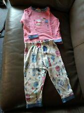 John Lewis Baby Girl Pyjamas 9 - 12 Mths