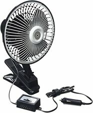 Mini ventilatore nere in plastica