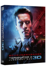 Terminator 2: Judgment Day (Blu-ray) Lenticular Full Slip Limited / 3D / used