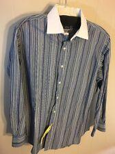 Polo Ralph Lauren Philip 100 Percent Cotton Size 15 1/2 Long Sleeve Dress Shirt