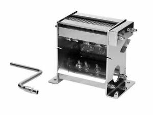 PM-100 0.8 mm Tobacco leaf cutting machine - Cutting 0.8 mm - Tobacco Shredder