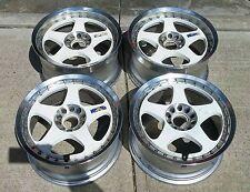 JDM Nismo LM-GT2 Wheels 5X114.3 Nissan Infiniti 240sx s13 s14 silvia R32 Skyline