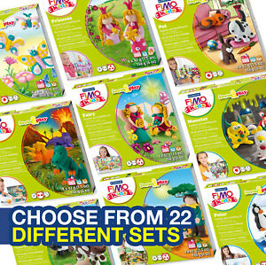 FIMO KITS FOR KIDS FORM AND PLAY CLAY SETS – CHOOSE FROM 22 DIFFERENT SETS