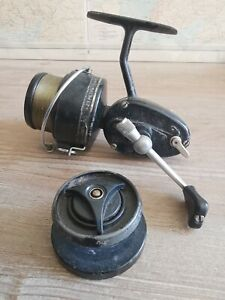 Vintage Mitchell 300A Fishing Reel & Spare Spool - Please see description