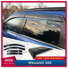 AUS Original Injection Weather Shields Weathershields for Mitsubishi ASX 10-20 T