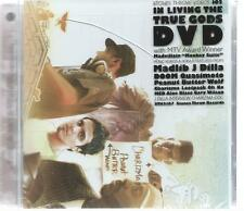 DVD - IN LIVING THE TRUE GODS - STONESTHROW  NEW & SEALED ( my ref : cd/DC3 )