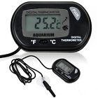 LCD Digital Fish Reptile Aquarium Tank Water Marine Thermometer Temperature Nau