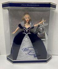 Mattel Millennium Princess Barbie- New In Box- Special Millennium Edition 2000