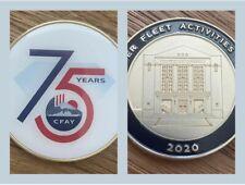 Rare CFAY Yokosuka 75th Anniversary US Navy FDNF Japan 2020
