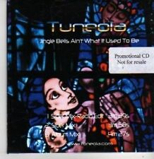 (BR153) Tuneola, Jingle Bells Ain't What It Used To Be - DJ CD