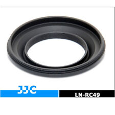 Replacement Lens Hood LH-RC49 For For Pentax DA 40mm F 2.8  Black MH-RC 49mm NEW