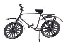 Dekofigur  Tortendeko *Miniatur-Fahrrad - Schwarz - 9,5 x 6 cm* 3470023 NEU