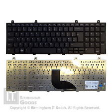 Dell Studio 17 1745 1747 1749 UK Black Keyboard 0J511P J511P V104025BK1
