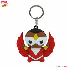 Marvel 3D Figural Falcon Avengers Figural Keychain NEW RARE