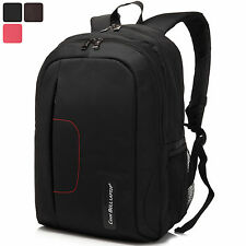 15.6 inch Waterproof Laptop Shoulder Backpack Rucksack Travel Notebook Carry Bag