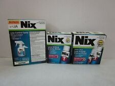 3 NIX LICE KILLING CREME RINSE & CONTROL SPRAY MM 15953