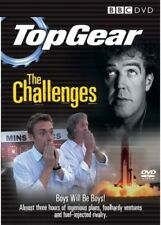 TOP GEAR UK 2005-2007 - THE CHALLENGES VOLUME 1 -  TV Series - NEW UK DVD not US