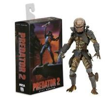 Figure Action 20cm City Hunter for Predator 2 Original Official NECA 51549