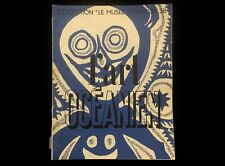 OCEANIC ART IN LE MUSÉE VIVANT NEW GUINEA NEW CALEDONIA NEW IRELAND 1951 FRENCH
