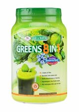 Olympian Labs Greens 8 in 1 Protein Powder * Blueberry Damaged Tub * BB 6/2017