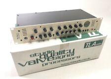 TL Audio 5051 Mono Valve Processor Preamp Compressor EQ