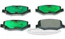 VGX CE1274 Ceramic Disc Brake Pad, Rear