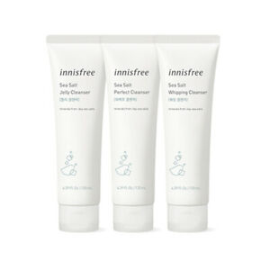 [INNISFREE] Sea Salt Cleanser - 130ml (Perfect, Jelly, Whipping)