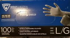Westchester Protective Gear Posi Shield Nitrile Work Gloves. Medium