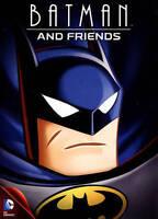 Batman and Friends DC Comics Original Animated Tales of the Dark Knight New DVD